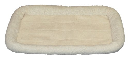 Danawares 41.5-Inch by 26.5-Inch Sherpa Rolled Edges Crate L