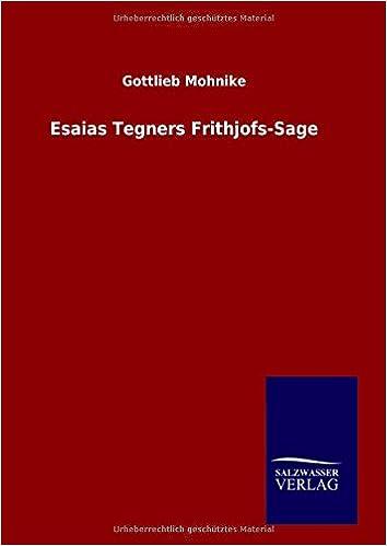 Esaias Tegners Frithjofs-Sage
