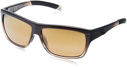 Smith Optics Mastermind Sunglasses, Black Olive Fade Frame, Polar Gold Gradient Mirror Carbonic TLT - Mastermind Sunglasses