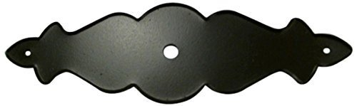 - Laurey 22266 Oil Rubbed Bronze Backplate, 4 x 1-Inches by Laurey