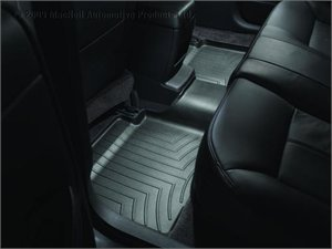 Rear Floor Liner (WeatherTech Custom Fit Rear FloorLiner for Chevrolet Impala (Black))