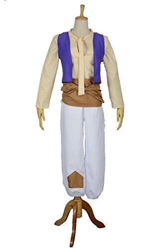 Redsa (Thief Cosplay Costume)