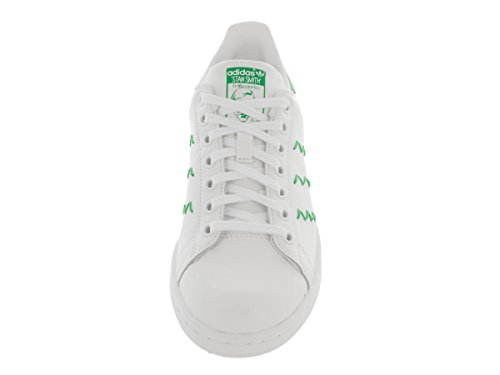 adidas Originals Frauen Stan Smith W Fashion Sneaker Weiß Grün