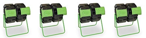 - FCMP Outdoor Dual Body Tumbling Composter by HOTFROG (4-(Pack))