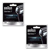 Braun Pulsonic Shaver 9595 (Braun 9000FC Pulsonic Foil & Cutter, 2 Pack)