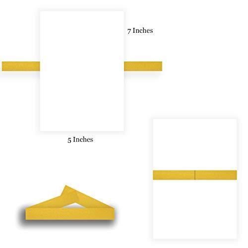 Premium Shimmery Metallic Paper 1.5