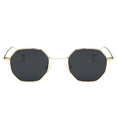 Cheap Metal Frame da sole Uomo Chic Eyewear Aimee7 Classic Donna Fashion Clout sole da Sport Vintage Occhiali Goggles Retro Grigio Occhiali 80q5xpX