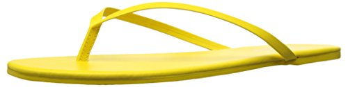 TKEES Women's Solids Flip Flop, No.4, 7 M US