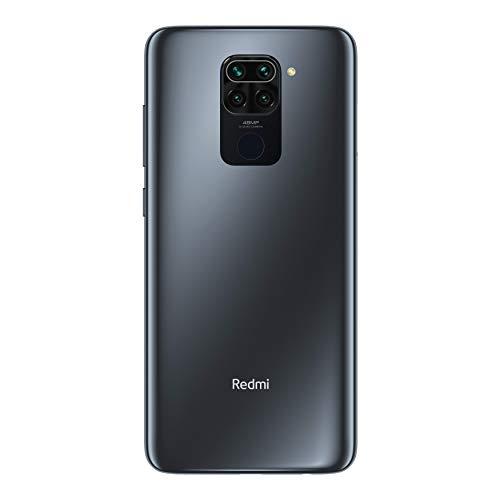 Redmi Note 9 Shadow Black 4gb Ram 64gb Storage Amazon In Electronics