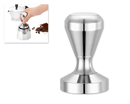 Ace Select Coffee Tamper 51mm Espresso Tamper Stainless Steel Calibrated Tamper for Barista Espresso