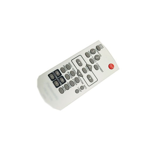 New Projector Remote Control Fit For Panasonic PT-AE500 ET-LAE500 PT-FW300U PT-FW300NTU by GSP
