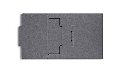 UPC 812193000909, Pina Zangaro Envelope, Dark Gray, Pack of 25, (20014)