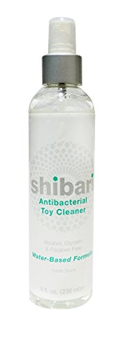 Shibari – Antibacterial Toy Cleaner
