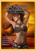 The Magic of Bellydance with Ansuya DVD Video