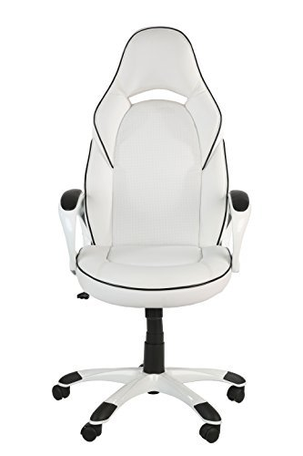 Z-Line Designs Executive Chair, White
