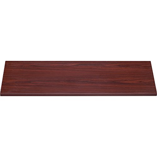 Lorell 69027 Lateral File Top, 36'' x18-5/8 x1, Mahogany by DaddyDo