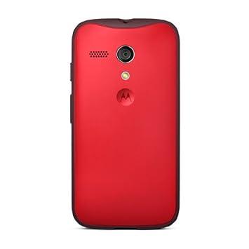 Lenovo Motorola Grip Funda de Carcasa para Moto G: Amazon.es ...