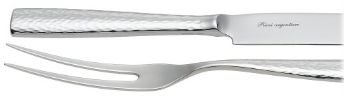 Ricci Anvil 2-Piece Stainless Carving Set by Ricci