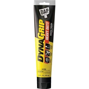DAP Dynagrip 5 Oz Heavy-Duty Construction Adhesive Package of 12