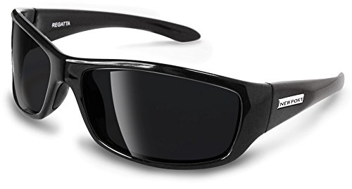 NEWPORT POLARIZED Sunglasses REGATTA BiFocal / Grey Lens - Bifocal Men Sunglasses For Polarized