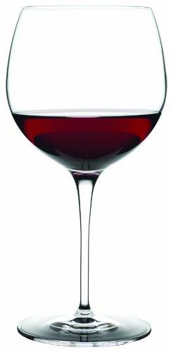 (Luigi Bormioli 09556/06 Vinoteque 18.5 oz Red Wine Glasses, Set of 6, Clear)