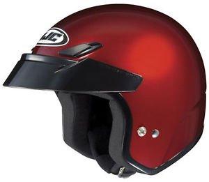HJC CS-5N Solid Helmet Wine XL HJC430-265 ()