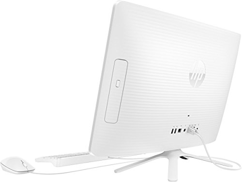 HP 21.5'' Full HD IPS WLED-Backlit All-in-One Desktop, Intel Quad-Core Pentium J3710 up to 2.64GHz, 8GB RAM, 1TB HDD 7200rpm, DVD Burner, WLAN, Bluetooth, HDMI, Webcam, Keyboard & Mouse, Win 10 by HP (Image #3)