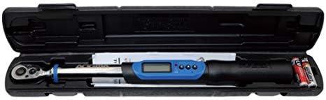 デジタルトルクレンチ 1/4-3/8-1/2 インチドライブ 1.5-410 Nm 高精度トルクレンチ