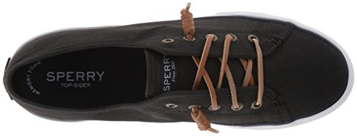 Sperry Top-Sider Womens Pier View Sneaker Black