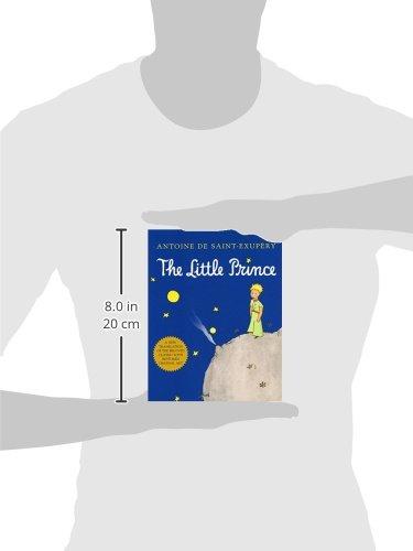 Amazon The Little Prince 8580001044842 Antoine De Saint Exupery Richard Howard Books