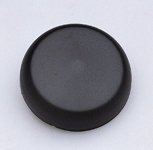 (Grant Products 5895 Black Classic Horn Button)