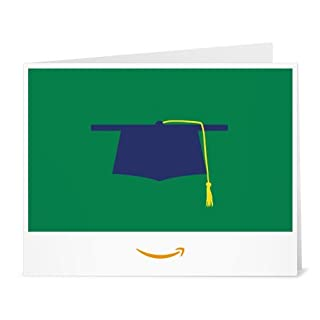 Amazon Gift Card - Print - Graduation Cap (B01LZM1F6G)   Amazon price tracker / tracking, Amazon price history charts, Amazon price watches, Amazon price drop alerts