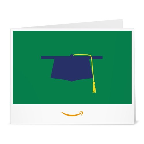 - Amazon Gift Card - Print - Graduation Cap