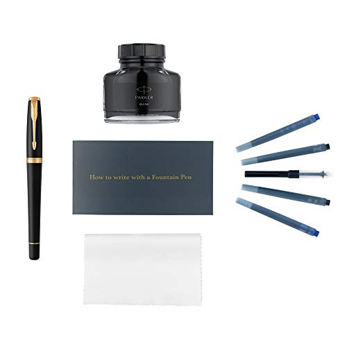 Parker Urban Fountain Pen Kit (Best Fountain Pen Kit)