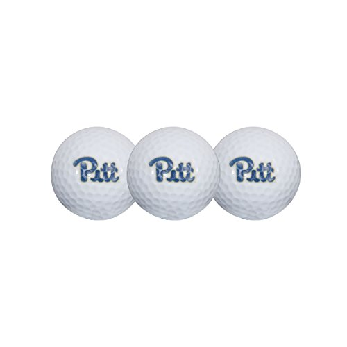 Pittsburgh Panthers Golf - Team Effort Pitt Panthers Golf Ball 3 Pack