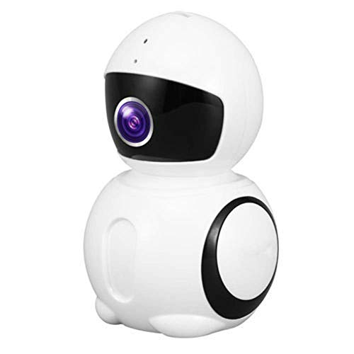Baby Monitor Wireless HD Video Surveillance Camera Day and Night Conversion Mode Support Cloud Storage Comes with AP Hotspot Home Care Child Elderly pet ()