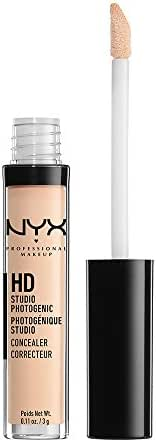 NYX Professional Makeup HD Photogenic Concealer Wand, Fair, 0.11 Ounce