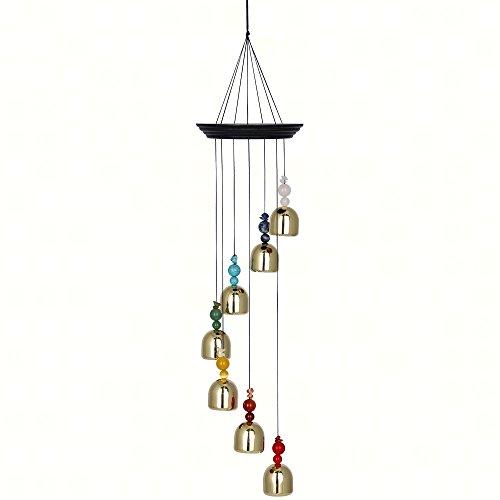 Woodstock Chakra Bells Inch Long product image