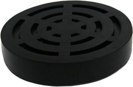/Bloque de goma para columnas 130/x 120mmx26/mezcla de goma de la marca Stix//–///alta calidad//contra rotura//evocativos condiciones//contra da/ños//muy resistente g 1/pieza elevadora revestimiento de goma,/