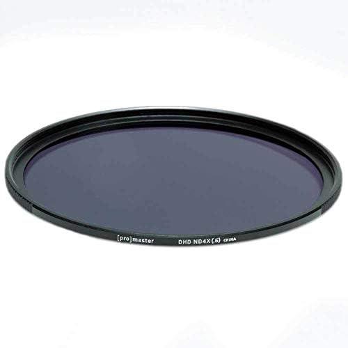 ProMaster ND4x (.6) 2ストップ 55mm ニュートラル(密度) デジタル HD