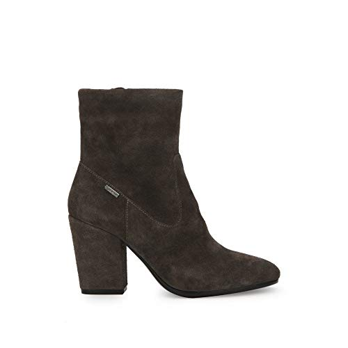 Boot Gore Suede Tex (Kenneth Cole New York Merrick Gore-Tex Suede Boot - Women's - Asphalt)