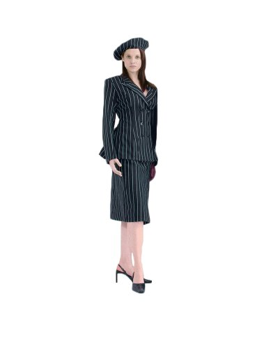 Bonnie Costume Clyde (Women's Bonnie and Clyde Costume,)