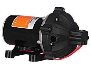 Seaflo 24v Water Pressure Diaphragm Pump 18.9 L/min 5.0 Gpm 60 Psi - Caravan/rv/boat/marine -Dc 24v primary