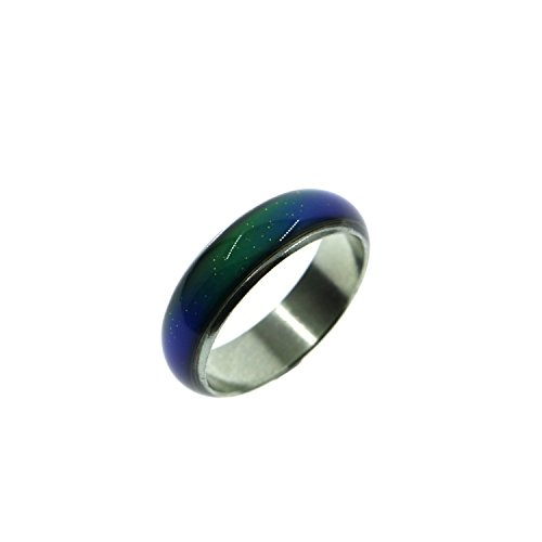 Mood Rings Color - Ms.Iconic 6MM Color Change Emotional Mood Ring Bang (7)