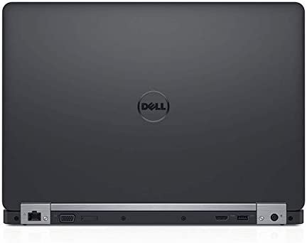Fast Dell Latitude E5470 HD Business Laptop Notebook PC (Intel Core i5-6300U, 8GB Ram, 256GB Solid State SSD, HDMI, Camera, WiFi, SC Card Reader) Win 10 Pro (Renewed). WeeklyReviewer