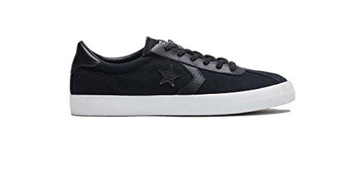 Converse Womens Breakpoint Low Top Sneaker Zwart / Wit