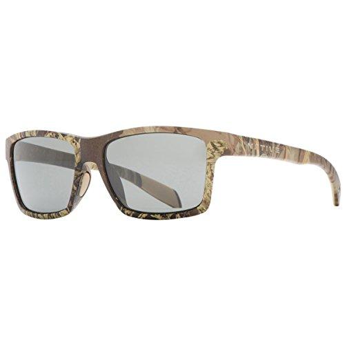 Native Eyewear Flatirons Polarized Sunglasses, Camo Max1 - Smith Camo Sunglasses