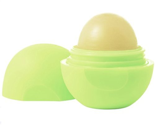 eos Smooth Lip Balm Sphere, Honeysuckle Honeydew 0.25 oz (Pack of 5)