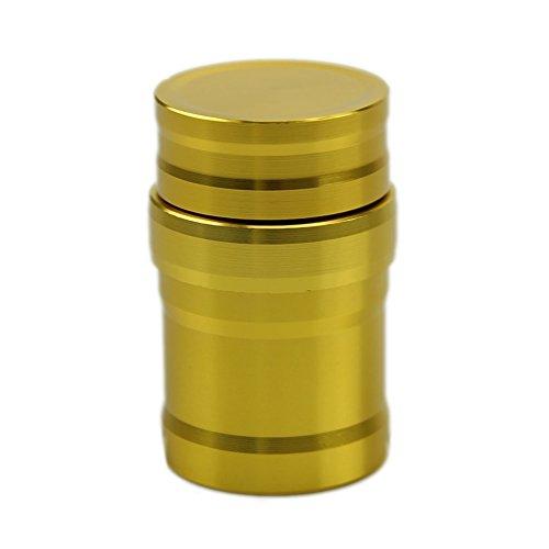 Wrisky Portable Mini 10ml Alcohol Burner Lamp Aluminum Case Lab Equipment Heating New