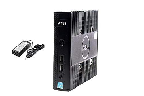 (Wyse Thin Client Dx0Q-5020 AMD GX-415GA 1.50 GHz 4GB RAM 32GB Flash Memory OS WES7 Ethernet RJ45 with Adapter 7JC46 by EbidDealz)